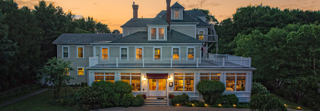 Bass Cottage Inn Bar Harbor Maine