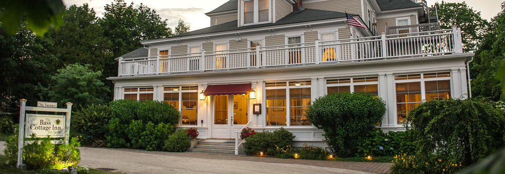 bass cottage inn in bar harbor maine