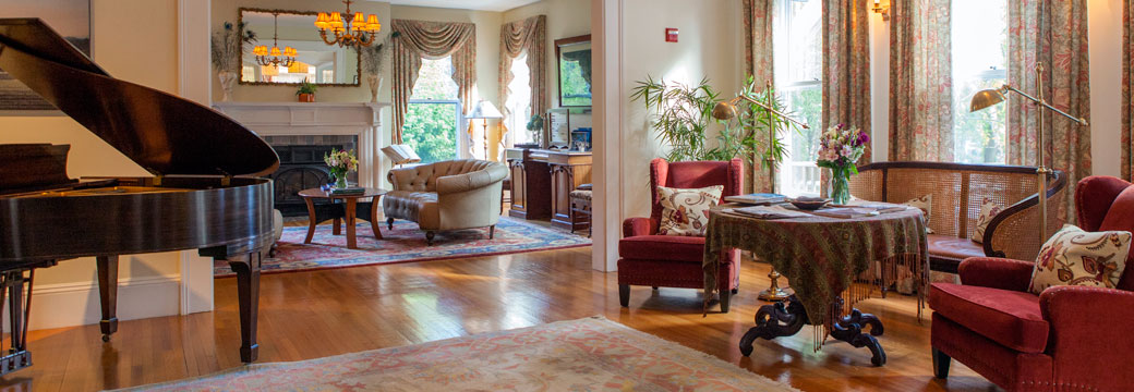 elegant bar harbor bed and breakfast