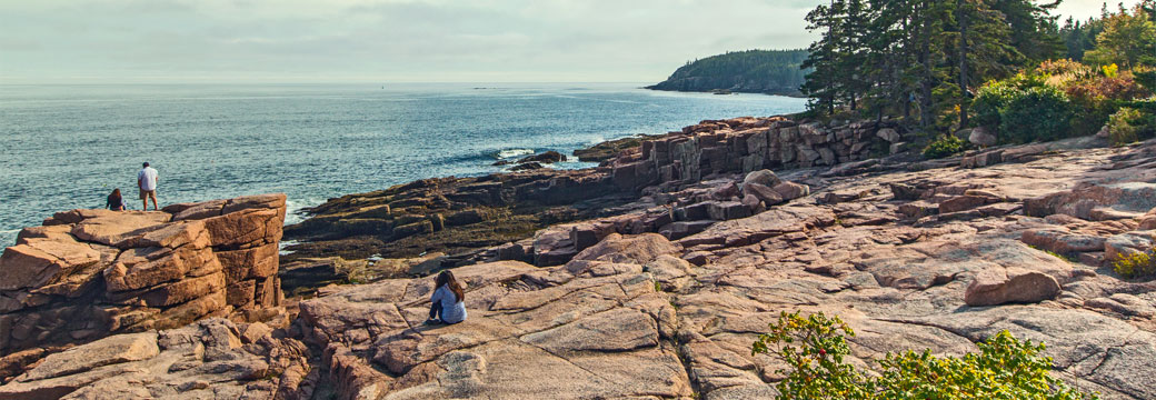 acadia national park vacation